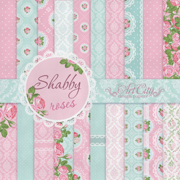 Колекция Shabby Roses
